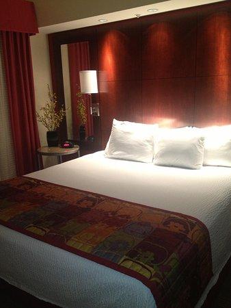 Residence Inn Gainesville I-75 : Bedroom