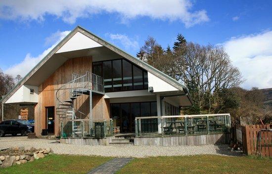 Venachar Lochside: Exterior view