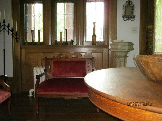 Casa Magnolia Bed & Breakfast: entrance