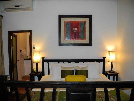 The Apsara: View of bedroom