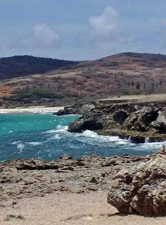 Hyatt Regency Aruba Resort and Casino: The rocky coast in the Arikok National Park.