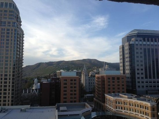 Salt Lake Marriott Downtown at City Creek: View of North
