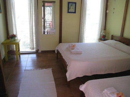 Nosara B&B Retreat: Room #5 - 1-3pp - Private bath - shared kitchen