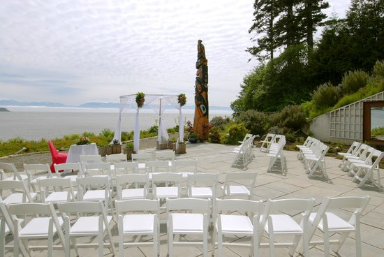 Sooke Harbour House Resort Hotel: Dream Weddings