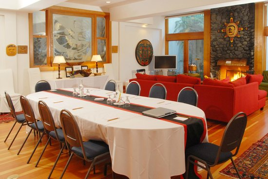 Sooke Harbour House Resort Hotel: Tram Building Retreats - All Inclusive