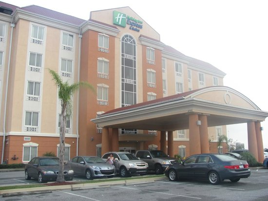 Holiday Inn Express Hotel & Suites Orlando South-Davenport : Fachada del hotel