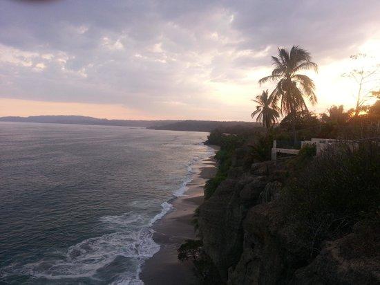 Tango Mar Beachfront Boutique Hotel & Villas: lookout point