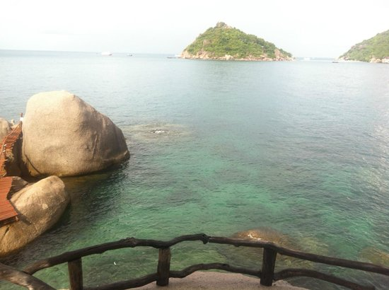 Pinnacle Koh Tao Resort: Quiet place