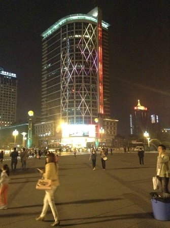 BuddhaZen Hotel: Tianfu Square
