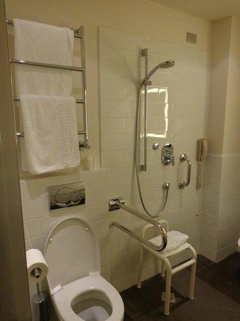 Starhotels Michelangelo: bagno