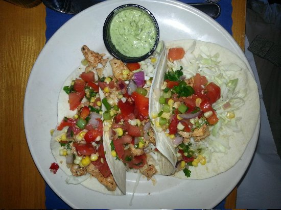 Catch of the Day Seafood Market & Grill: Fish taco plate. Only $14!