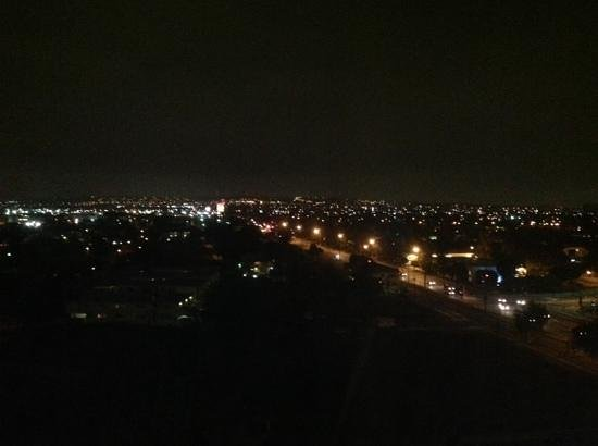 Holiday Inn Los Angeles International Airport: vista desde el piso 12