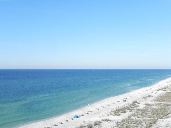 Margaritaville Beach Hotel: View from the room
