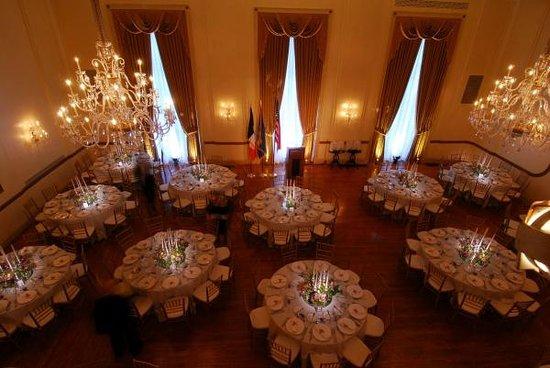 3 West Club: Grand Ballroom Set