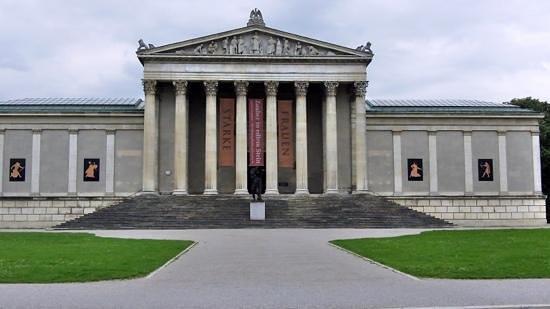 Staatliche Antikensammlung: Museum.