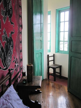 Sayta Hostal: ...in beautiful room