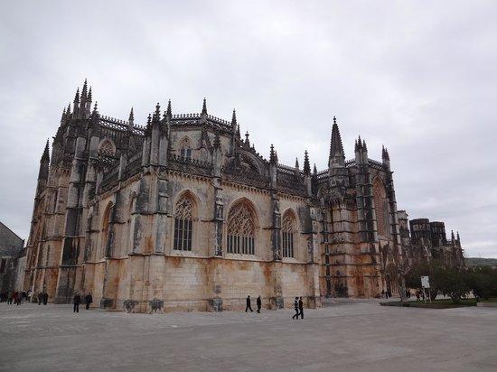 Inside Lisbon: Mosteiro da Batalha