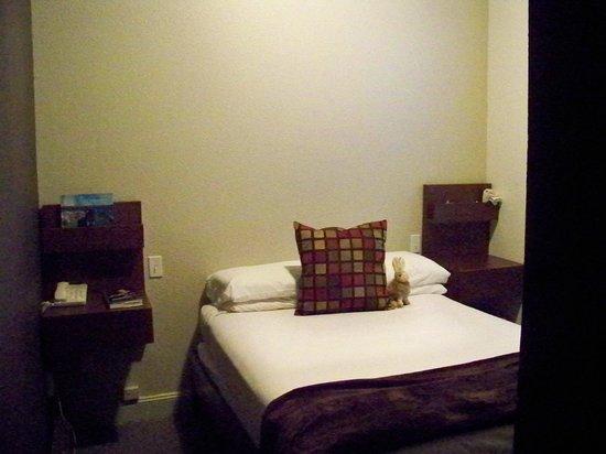 The Metro Hotel : Room 106