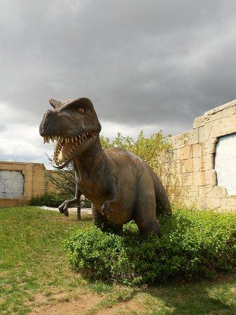 Teruel, Spain: T-REX