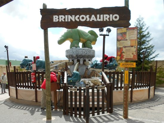 Territorio Dinópolis: BRINCOSAURIO