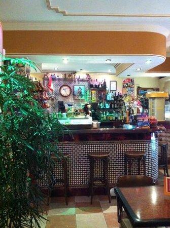Cafeteria Cibeles: Cibeles