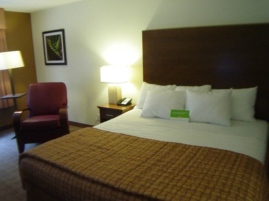 La Quinta Inn & Suites Danbury: Bright Room, Comfortable King Bed