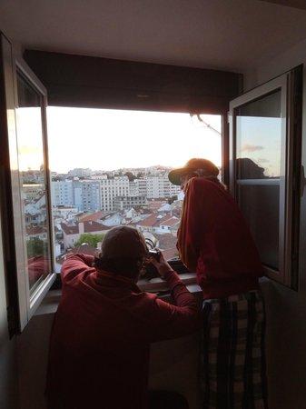 Casa do Patio by Shiadu: enjoying the view
