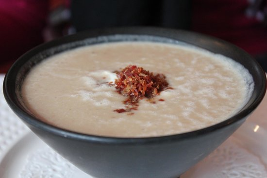 La Grillade Gourmande : Chestnut soup