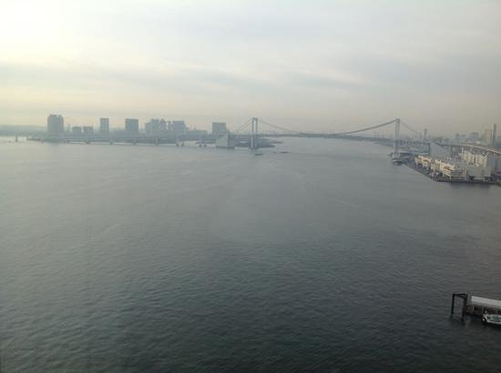 InterContinental Hotel Tokyo Bay: Add a caption