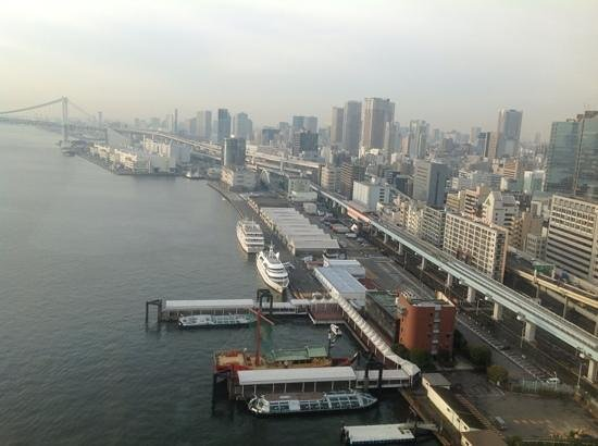 InterContinental Hotel Tokyo Bay: Add a caption