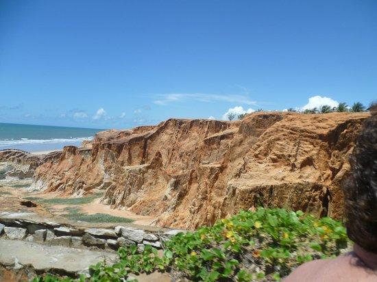 Morro Branco Beach