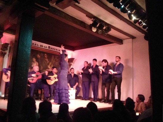 Corral de la Moreria: Show