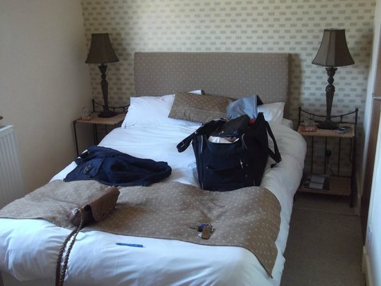 The Glenartney: our bedroom