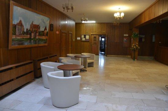 Dedal Hotel : Reception