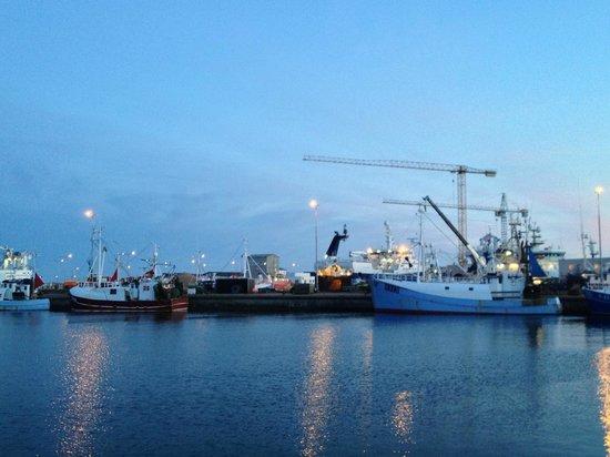Badepension Marienlund: Skagen Harbour, 800m from Hotel