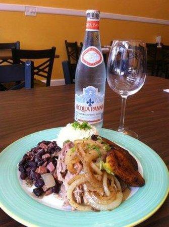 Havana: Oven Pulled Pork