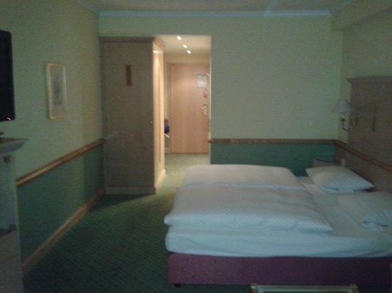 Hotel Hohenlohe: Camera