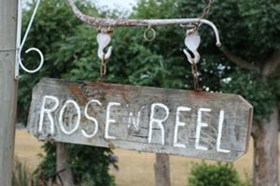 Rose n Reel: very warm B&B