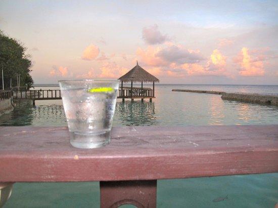 Ellaidhoo Maldives by Cinnamon: Lagoon bar