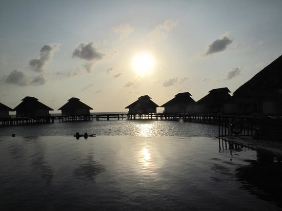 Ellaidhoo Maldives by Cinnamon: Sunset water bungalows