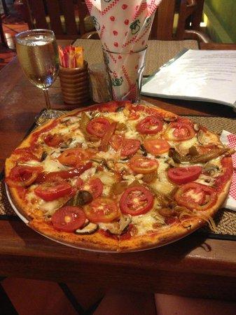 Casa e Mare: pizza ^_^