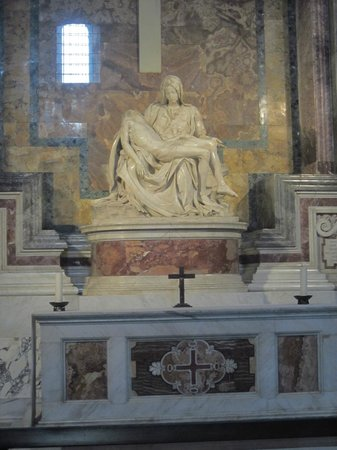 Access Italy Tours : The Pieta
