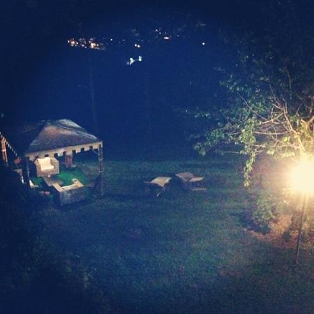 Colle Moro Resort - B&B Villa Maria: giardino