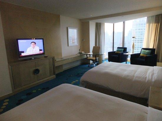 Renaissance Shanghai Yu Garden Hotel: bedroom