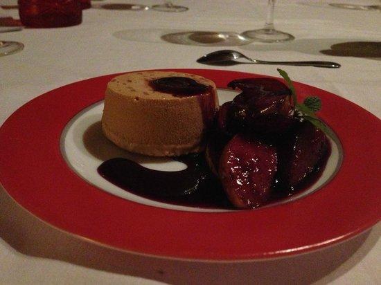 Casa Margot - Hotel Champagnerie: Dulce de leche desert