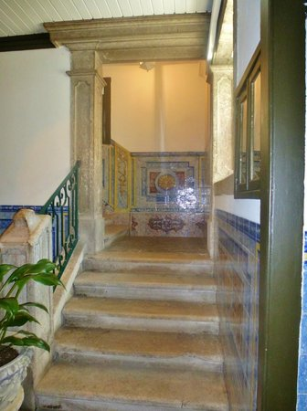 Palacio Ramalhete: Hotel entrance