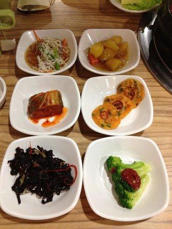 Da Sa Rang Korean Restaurant