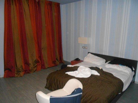 Residence San Marino: camera