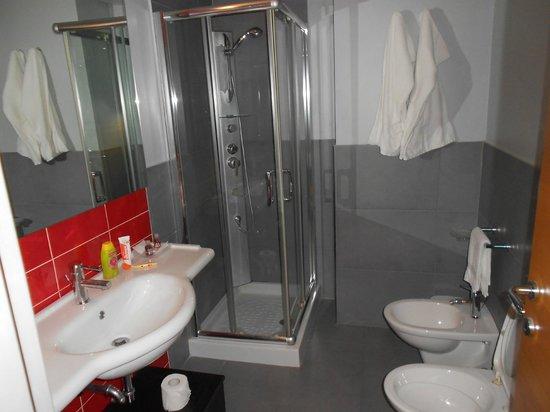 Residence San Marino: bagno