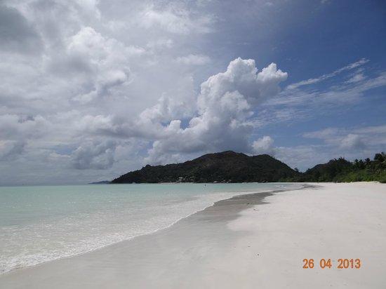 Hotel Cote D'Or: Anse Volbert, la bellissima spiaggia dell'hotel